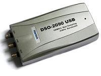 Hantek DSO2090 PC USB Digital Oscilloscope 100MS/s 2CH 40MHz