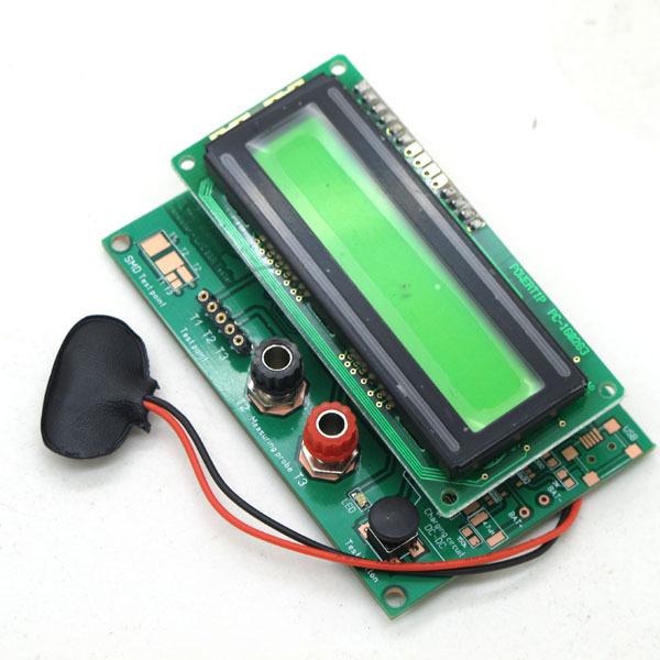 Тестер транзисторов Маркуса