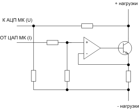 транзистор как раз и