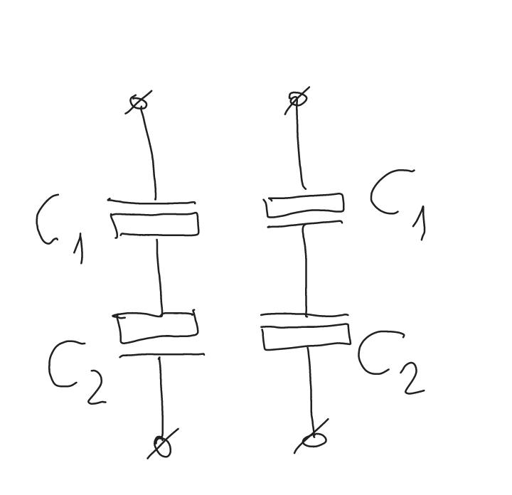 Униполярный конденсатор