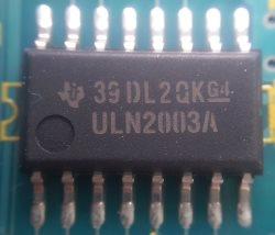 микросхема ULN2003A